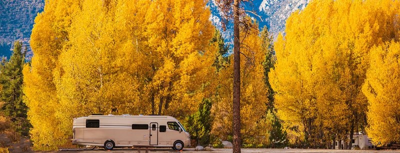 Top 10 RV Activities for the Fall Season